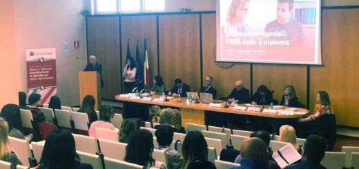 """""""Universitari speciali: i Bes dopo il diploma"""" convegno all'UniFortunato"""