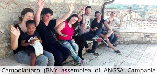 21 luglio 2019 ANGSA Campania assemblea presso albergo diffuso di Campolattaro