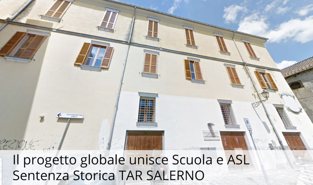 ANGSA CAMPANIA Sentenza Storica TAR Salerno